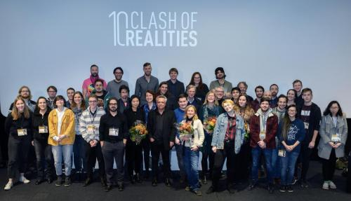 Speakers and Organizer of the 10th Clash of Realities Conference